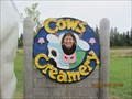 Image for Photo Cutout: COWs Creamery, Charlottetown, PEI, Canada