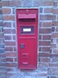 Image for Victorian Post Box - Bridge Road, Snape, Suffolk, UK