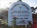 Image for Waikopua Cemetery - Whitford, North Island, New Zealand