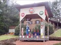 Image for Old Gas Pumps-Glendale Springs, NC