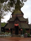 Image for Gol Stave Church - Epcot, FL