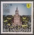 """Image for """"Wir sind das Volk""""  Nikolaikirche - Leipzig/ Saxony/ Germany"""