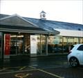 Image for Toyota Dealership Clock - Bradford, UK