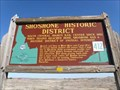 Image for Shoshone Historic District
