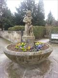 Image for Former Fountain - Pragfriedhof Stuttgart, Germany, BW