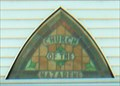 Image for Church of the Nazarene Window  - Powhatan Point, OH