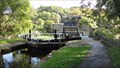 Image for Salterhebble Guillotine Lock On The Calder And Hebble Navigation – Salterhebble, UK