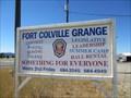 Image for Fort Colville Grange 533 - Colville, WA