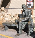 Image for The Seated Lincoln by Gutzon Borglum