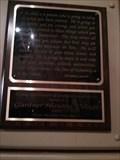 Image for Abraham Lincoln plaque - Gardner Village, Utah