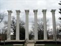 """Image for The Columns (""""Old"""" Westminster Hall) - Westminster College - Fulton, Missouri"""
