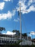 Image for Guanabara Sailing Club flag pole - Rio de Janeiro, Brazil