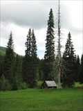 Image for West Cascades Scenic Byway - Landis Cabin