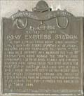 Image for Pony Express Station - 259