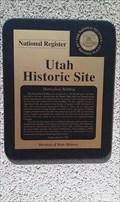 Image for Horticulture Building - Salt Lake City, Utah