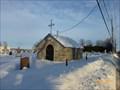 Image for Le charnier du cimetière-Marieville-Québec,Canada