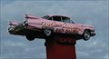 Image for Pink 1957 Cadillac, Salem, OR