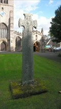 Image for Celtic Cross to Rev. John Cooper, Kirkland Kendal, Cumbria