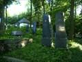 Image for židovský hrbitov / the Jewish cemetery, Zbešicky, okres Písek,  Czech republic