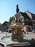 Image for Fontaine Roesselmann - Colmar, Alsace, France