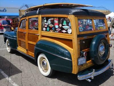 Foordy 8 Woody, Santa Cruz, CA