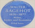 Image for Walter Bagehot - Upper Belgrave Street, London, UK