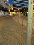 Image for Largo Vitorino Damasio Yellow Arrow - Lisboa, Portugal