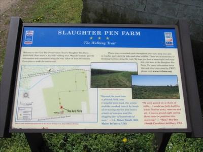 Slaughter Pen Farm Walking Trail, Fredericksburg, VA