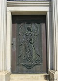 """Image for Doorway to Francis Marion """"Borax"""" Smith's tomb"""