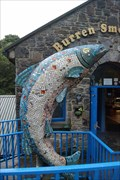 Image for Mosaic Salmon - Lisdoonvarna Co. Clare, Ireland