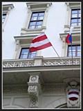 Image for Vlajka mesta Brna, Šilingrovo nám. - Brno, Czech Republic