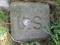 Image for ConvederateCalvary Ave Survey Stone - Gettysburg, PA