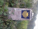 Image for Way Marker Buxedo to Suarriba road- Fisterra, Spain