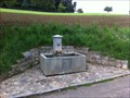 Image for Stone Fountain at a Rural Road - Frenkendorf, BL, Switzerland