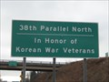 Image for 38th Parallel North - Oak Hill, WV