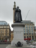 Image for William Ewart Gladstone Statue - Glasgow, Scotland