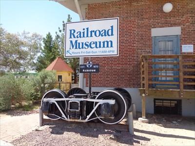 Western America Railroad Museum