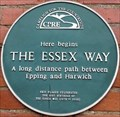 Image for The Essex Way - Station Road, Epping, Essex, UK