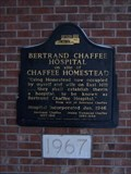 Image for Bertrand Chaffee Homstead - Springville, New York