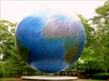 Image for World's Formerly Largest Rotating Globe - Wellesley, MA