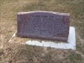 Image for Middle Boggy Confederate Cemetery -- Atoka OK