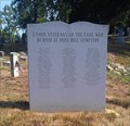 Image for Union Veterans - Rose Hill Cemetery - Newburgh, IN