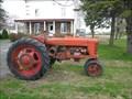 Image for Vieux tracteur de Repentigny - Repentigny, Qc, Canada