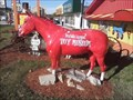 Image for World's Largest Toy Museum Horse - Branson MO