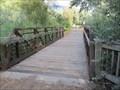 Image for Footbridge along Mehraban Wetlands Trail - Draper, Utah USA
