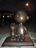 Image for Snoopy and Charlie Brown - Santa Rosa, CA