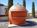 "Image for Giant Orange Stand - ""Citrus Ambush"" - Fontana, California, USA"