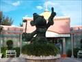Image for Golfing Sorcerer Mickey at Fantasia Gardens