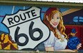 Image for Historic Route 66 - D W Correll Museum - Catoosa, Oklahoma, USA.[