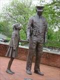 Image for  Police Memorial Sculpture Plaza - Hamilton, OH